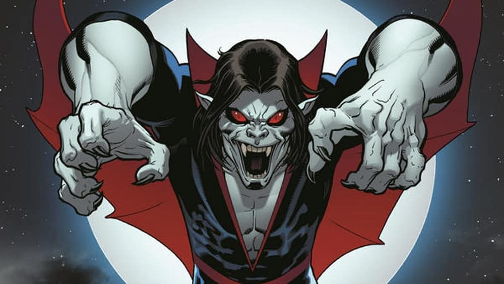 """Morbius Star Adria Arjona Says the Movie Will Be """"Cool and Edgy"""""""