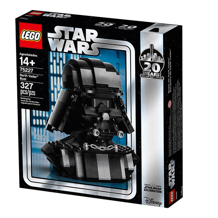 Star Wars Celebration Exclusives Coming From LEGO, Gentle Giant