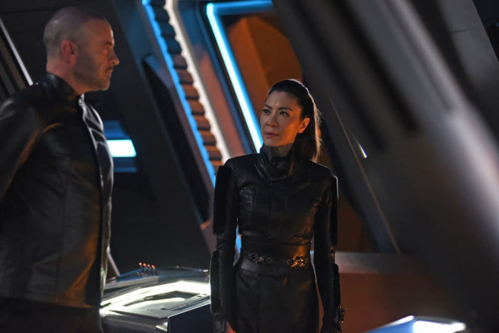 """'Star Trek: Discovery' Season 2 Episode 11 """"Perpetual Infinity"""" Review- The Board Is Yours, Michael [SPOILERS]"""