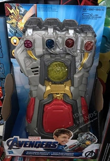 Could This Toy Be the Biggest 'Avengers: Endgame' Spoiler Yet?