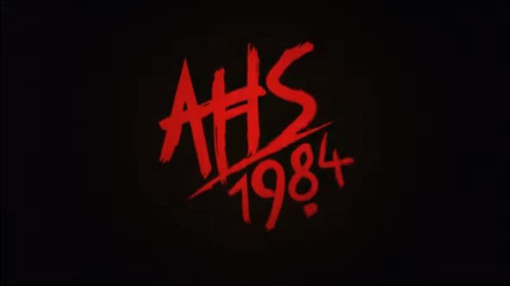 """American Horror Story: 1984"" – New Key Art Released; Season Opener Synopsis Revealed?"