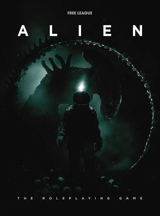 Free League Celebrates 40 Years of 'Alien' with New RPG