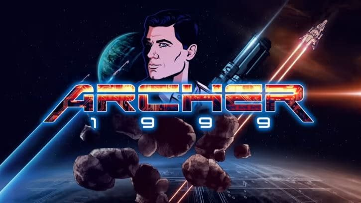 'Archer: 1999' In Space, No One Can Hear Sterling Scream…For Scotch [TRAILER]