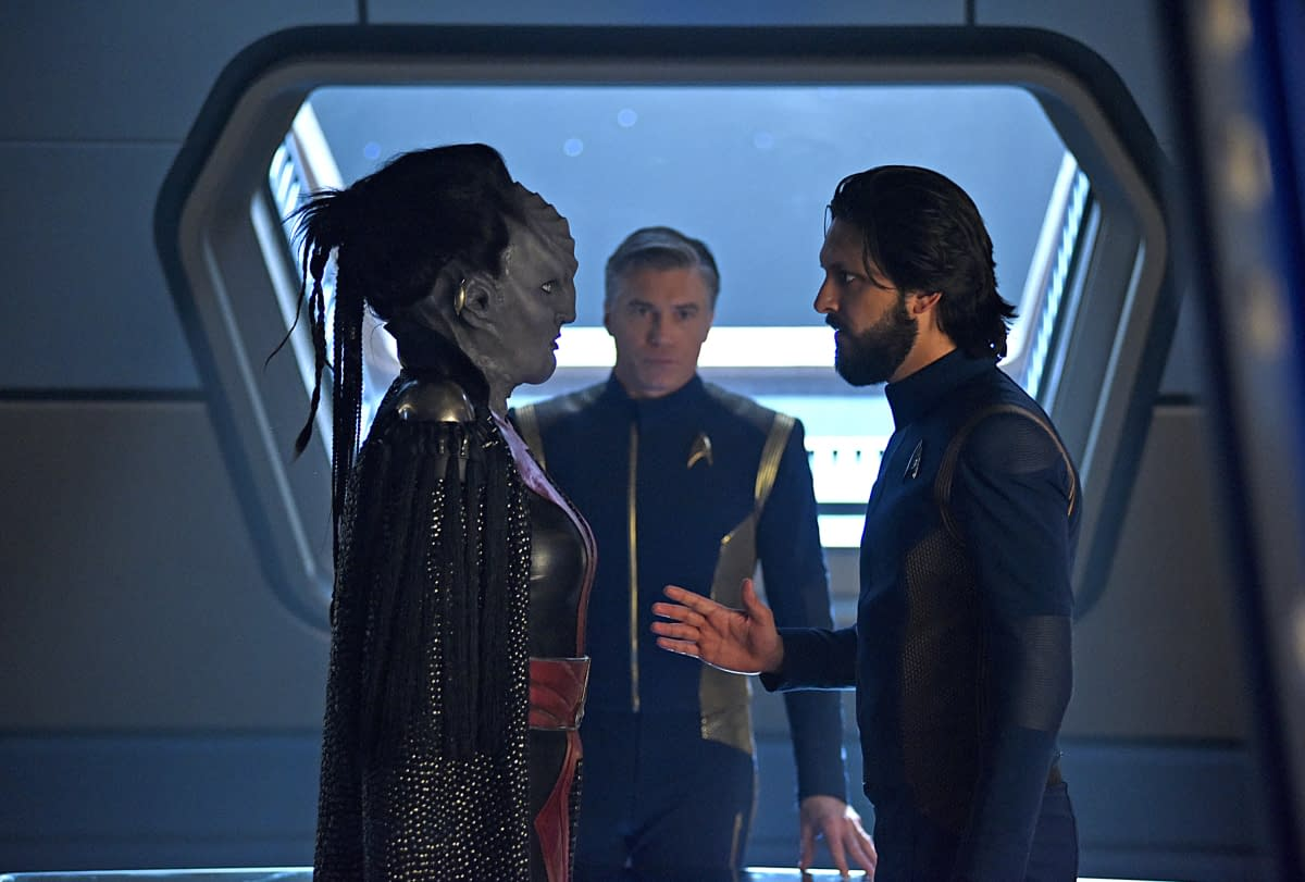"'Star Trek: Discovery' Season 2, Episode 12 ""Through the Valley of Shadows"" Covers Cheese With Fate [SPOILER REVIEW]"