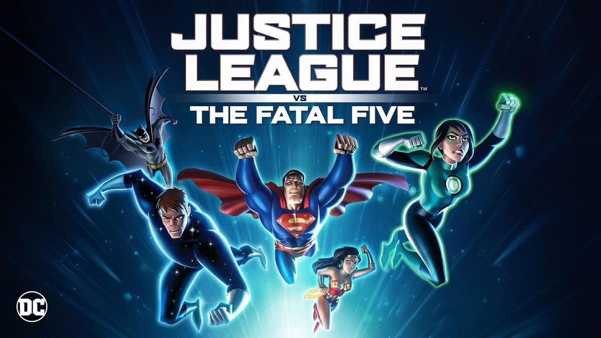 'Justice League Vs The Fatal Five' EP Bruce Timm Talks 'The Killing Joke,' JLU Canon, More [INTERVIEW]