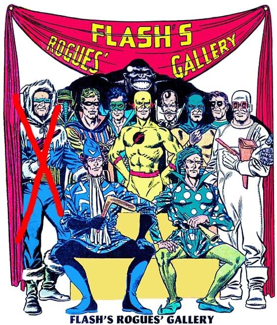 Two Flash Villains Getting Their Own Comics