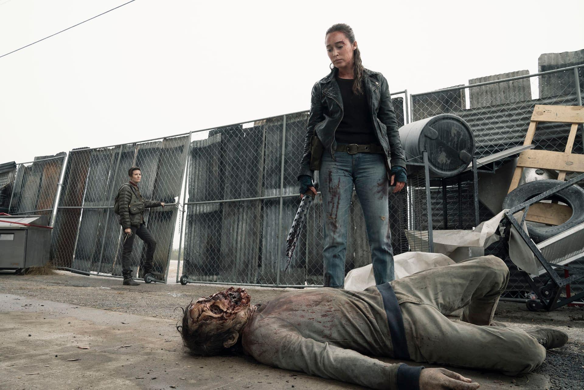 "'Fear the Walking Dead' Season 5: Skybound Offers ""Unique"" Season 4B Recap [VIDEO]"