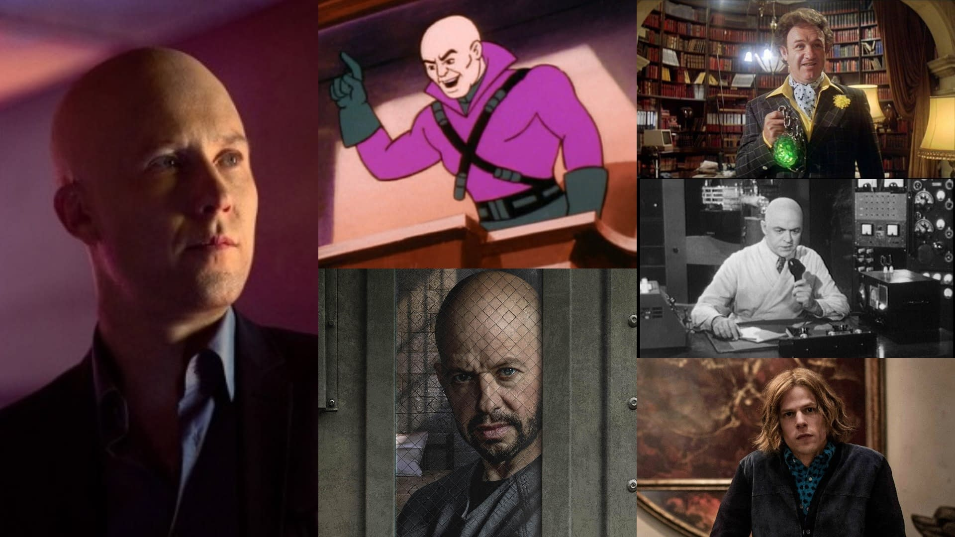 We Rank Every Lex Luthor Ever (Even Jon Cryer)