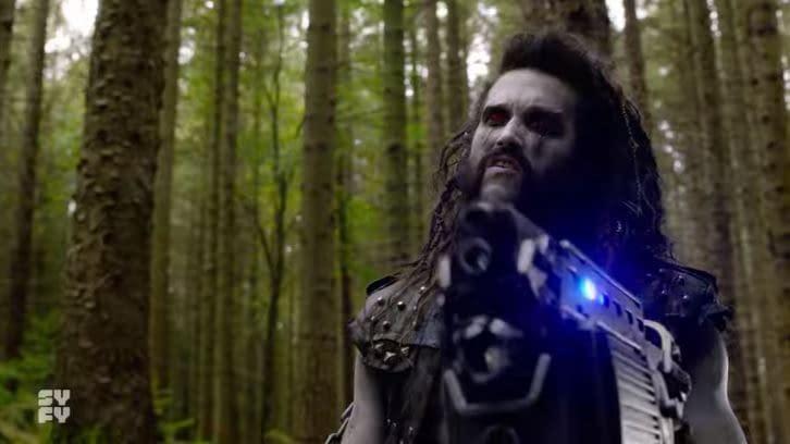Lobo Wants in On the Fun in SYFY's Official 'Krypton' Season 2 Trailer