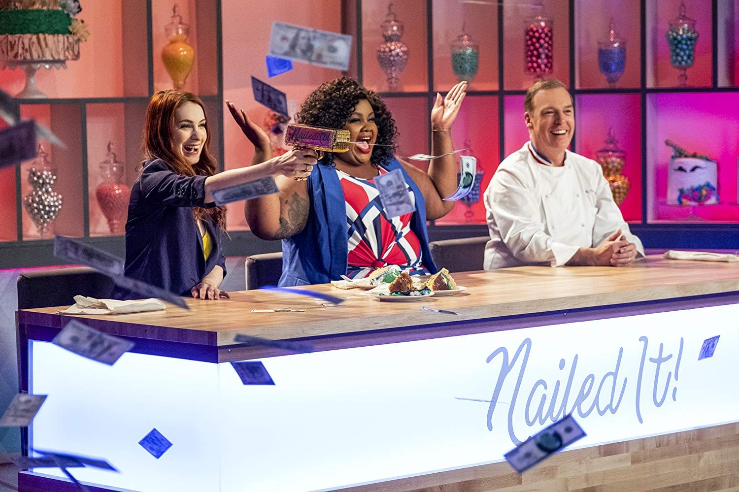 'Nailed It!' Season 3 Heads Back to the Kitchen This May So Bring a Fire Extinguisher