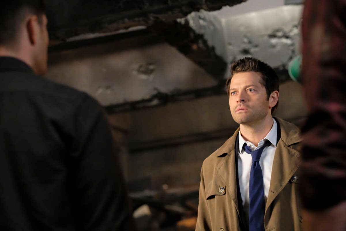 'Supernatural' Season 14 Finale 'Moriah': THIS Jack's Far From a Dull Boy [PREVIEW]