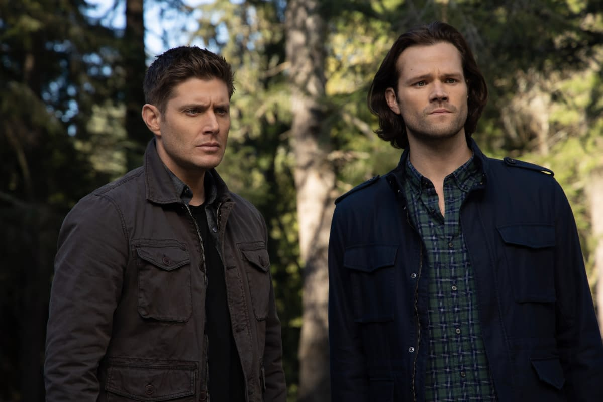 "'Supernatural': Will Jensen Ackles, Jared Padalecki Get Their ""Butch/Sundance"" Finale?"