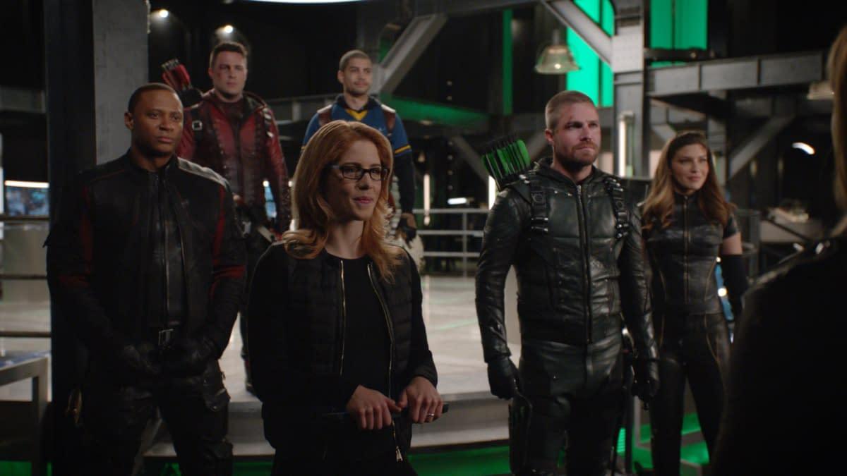 'Arrow' Season 7, Episode 22: Can