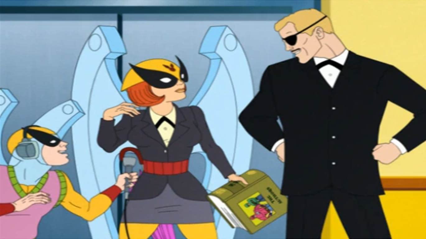 """HA-HA! [Adult Swim] Orders Up """"Birdgirl"""" with Paget Brewster to Star"""