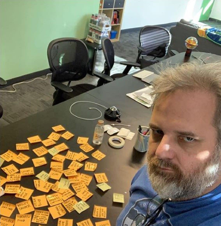 'Rick and Morty': Dan Harmon Teases Rob Schrab's Season 5 (!!!) Ideas