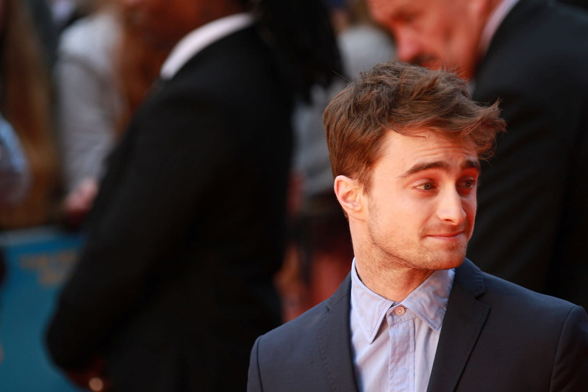 Could Daniel Radcliffe Really Be Filming New Harry Potter Scenes in London With JK Rowling?