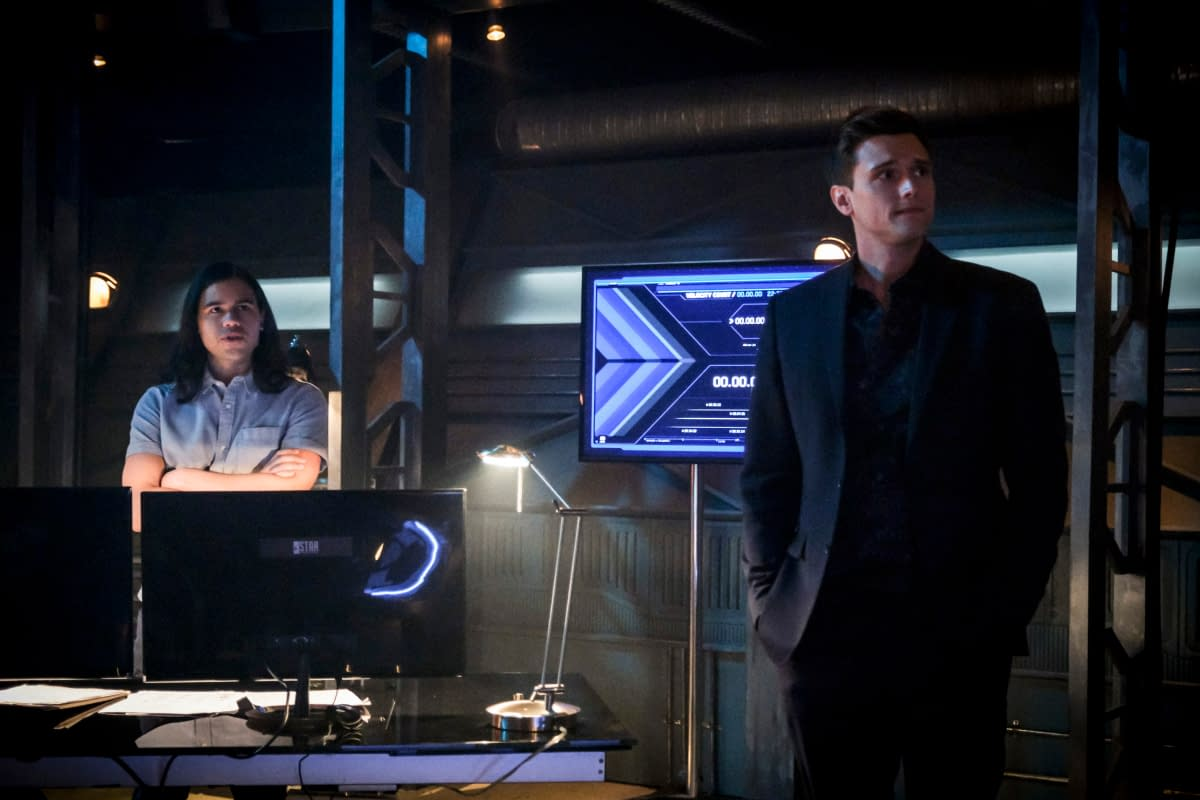 """'The Flash' Season 5, Episode 21 """"The Girl With The Red Lightning"""": A Tale of Two Shows [SPOILER REVIEW]"""