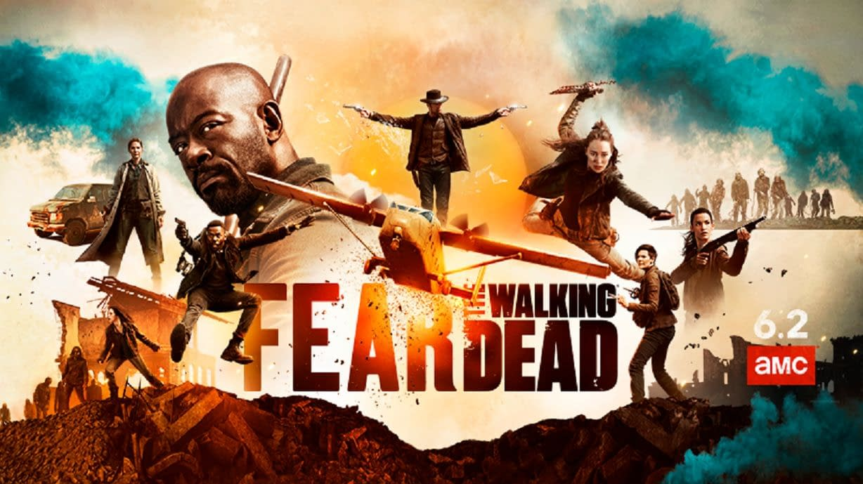 """""""Fear the Walking Dead"""" Season 5 """"The End of Everything"""": Can Althea Escape the Black Helicopters That Took Rick Grimes? [PREVIEW]"""