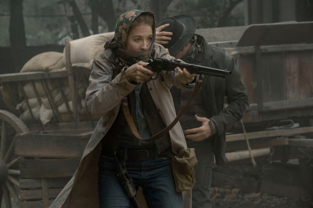 """""""Fear the Walking Dead"""" Season 5, Episode 3 """"Humbug's Gulch"""": Dwight Move the Right Move [SPOILER REVIEW]"""