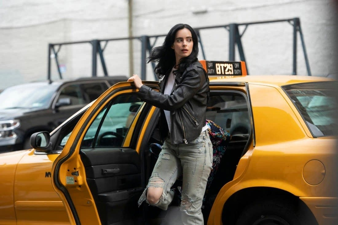 'Marvel's Jessica Jones' Creator Melissa Rosenberg is Done With Superheroes – For Now