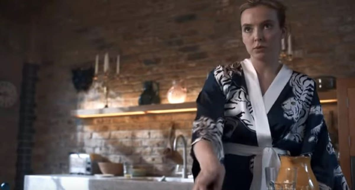 """'Killing Eve' S02, Ep07: We're """"Wide Awake"""" with Suspense! (PREVIEW)"""