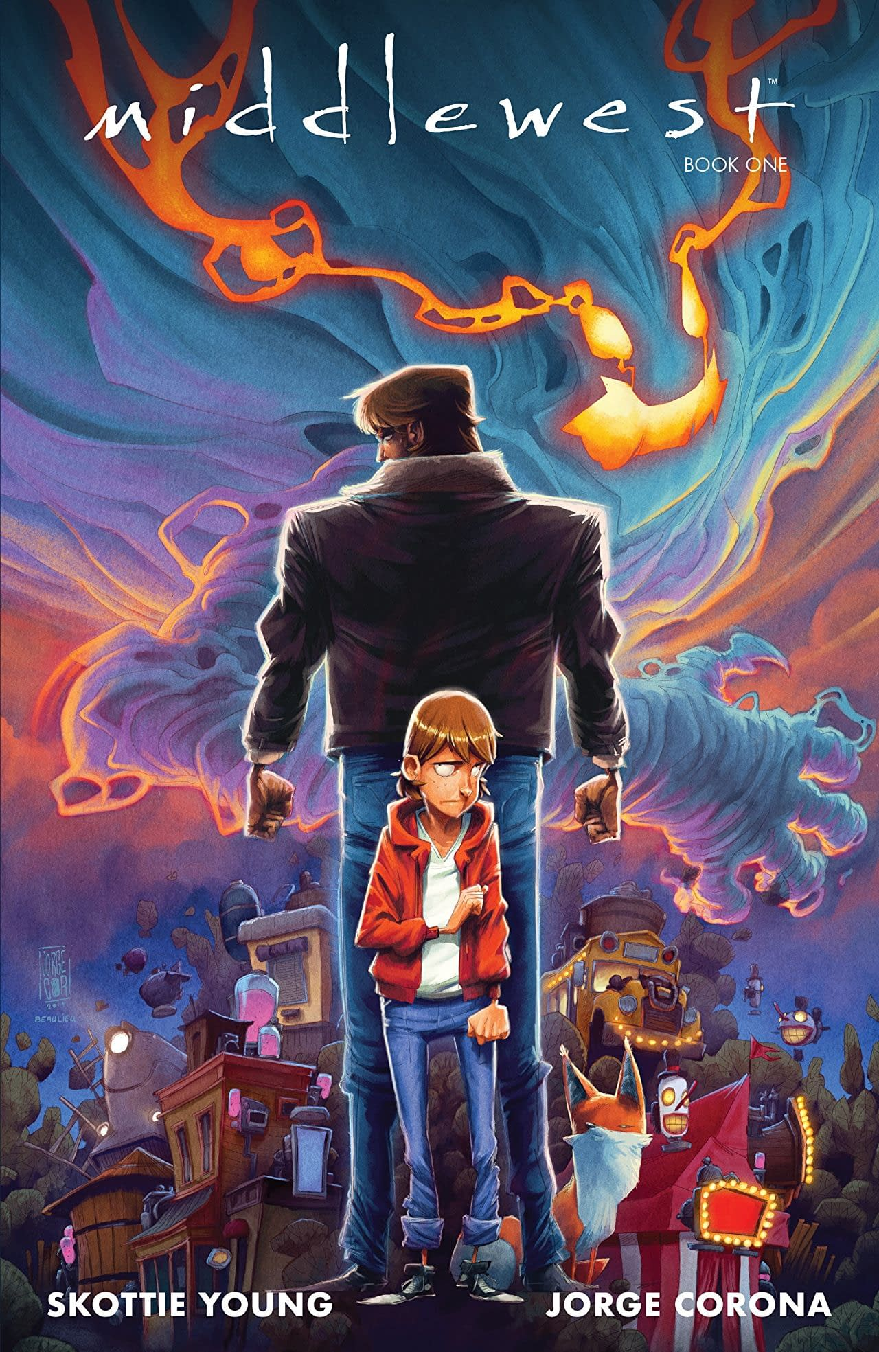 'Middlewest' Volume 1 Kicks off Epic Story of Magic and Adventure (REVIEW)