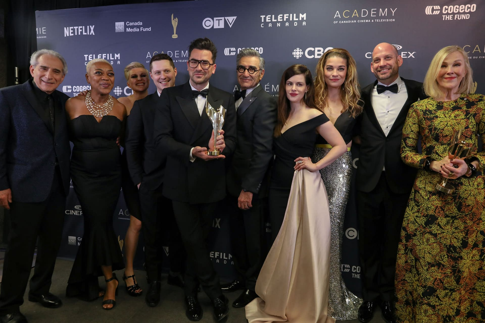'Schitt's Creek': What the Cast Took Along when the Show Wrapped