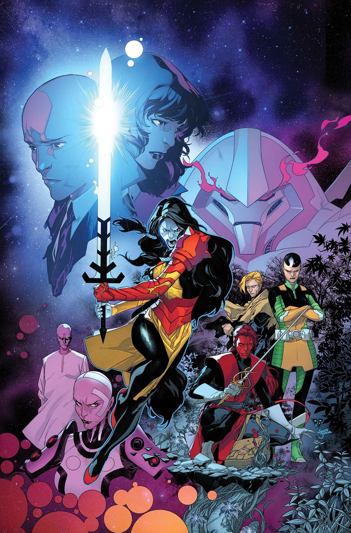 Yet Another Look Inside House of X and Powers of X