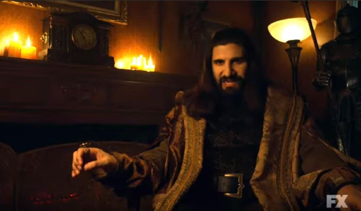 """'What We Do in the Shadows' S01, Ep09: Get Ready for """"The Orgy"""" (REVIEW)"""