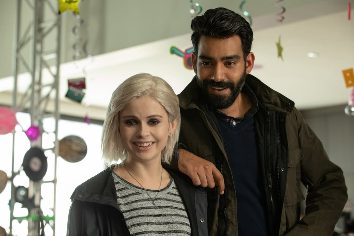 """'iZombie' Season 5, Episode 5 """"Death Moves Pretty Fast"""": How Can Liv Possibly Be Able to Solve a Case on a Day Like This? [PREVIEW]"""