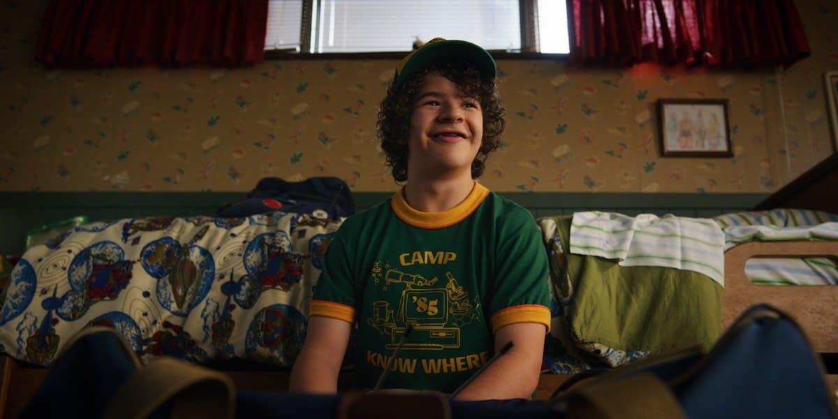 """Stranger Things 3"": Gaten Matarazzo, Netflix Team for ""Prank Encounters"" Hidden-Cam Show"