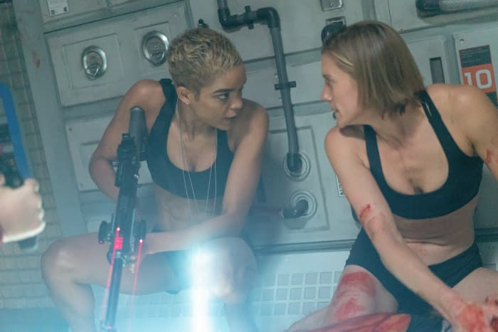 """""""Another Life"""": Katee Sackhoff's Netflix Sci-Fi Drama Blasts Off This July [IMAGES]"""