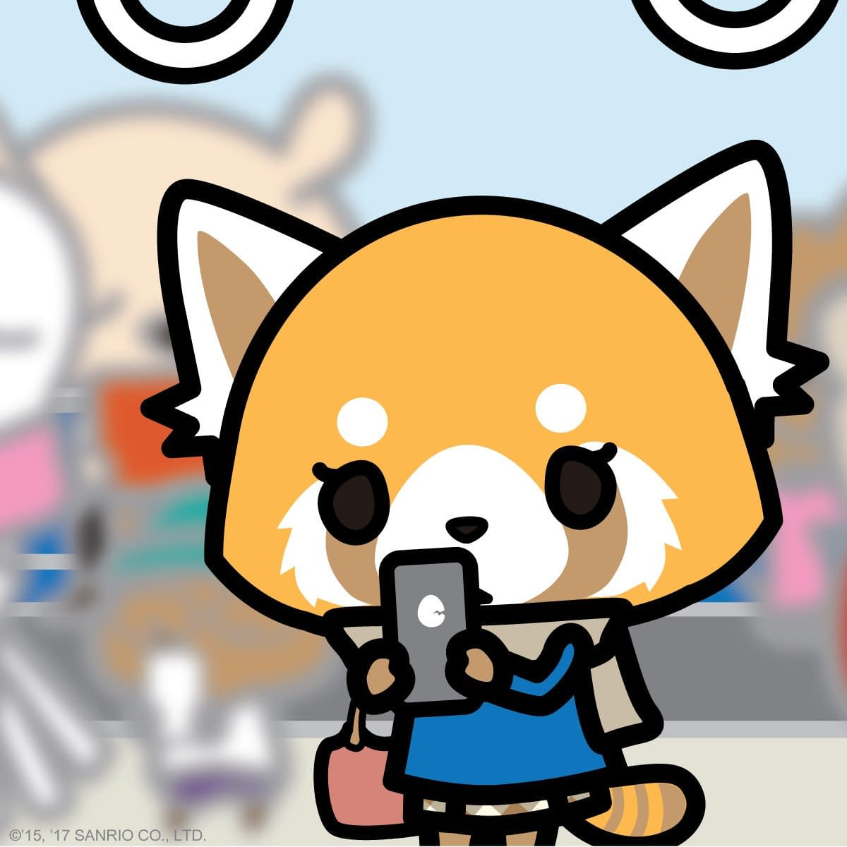 """Aggretsuko"": Meet Rarecho & Yeti in Surreal Netflix BTS Interview [VIDEO]"