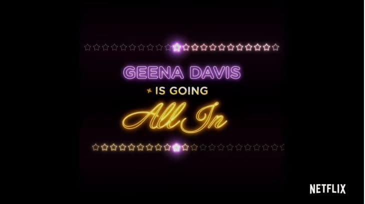 """GLOW"": Geena Davis is Going ""All In"" (Sorry, AEW) on Season 3 [VIDEO]"
