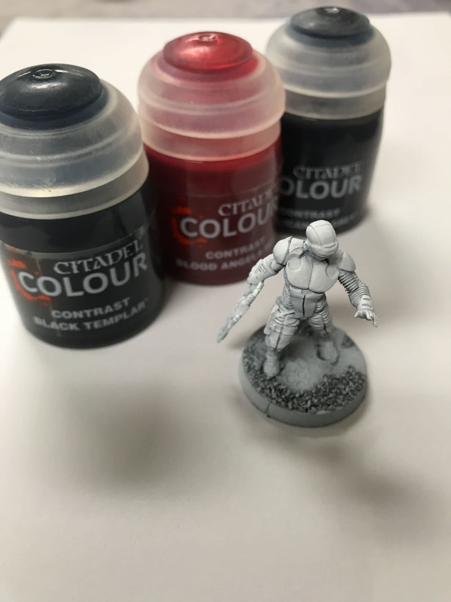 Citadel Contrast Paints: The Future is Here (REVIEW)
