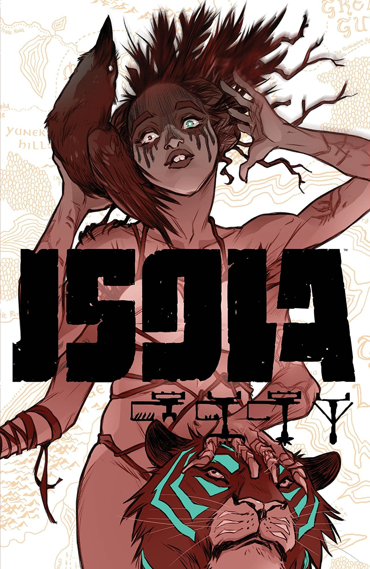 """""""Isola"""" #8 Brings a Stranger Into the Mix. Is She Friend or Foe? (REVIEW)"""
