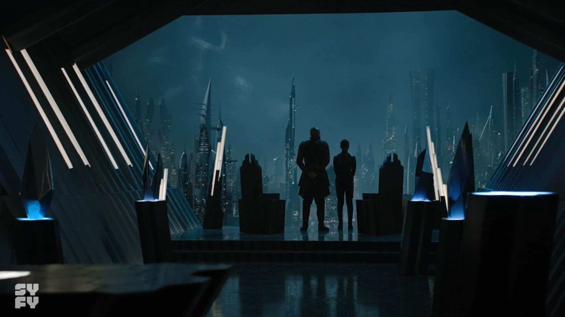 """""""Krypton"""" S02, Ep02: """"Ghost in the Fire"""" Burns Pretty Bright (SPOILER REVIEW)"""