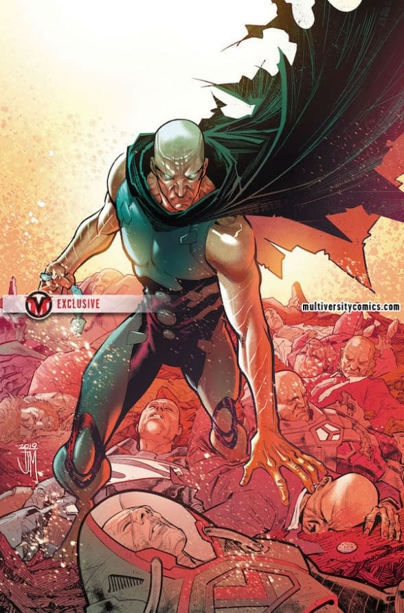 Lex Luthor to Gather Luthors from Throughout Multiverse for Year of the Villain