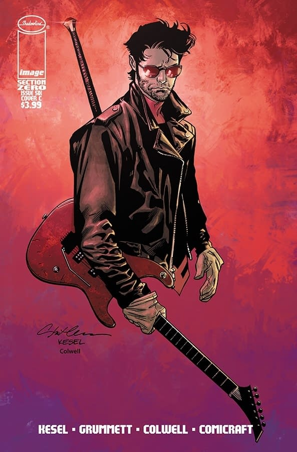 New Pretty Deadly, Battlepugs, November Highlight Image Comics September Solicitations