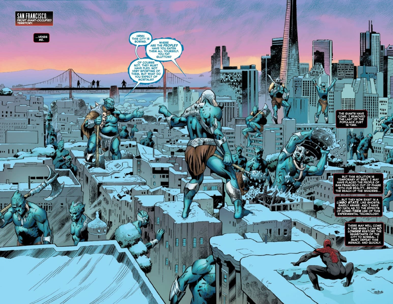 Superior Spider-Man #7 Preview