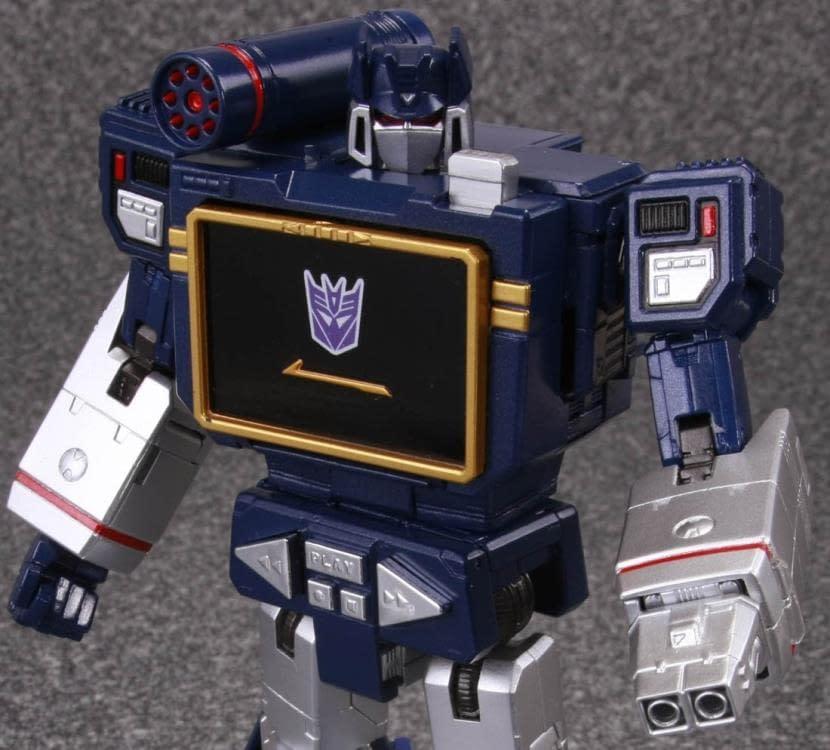 Transformers Masterpiece MP-13 Soundwave Being Reissued