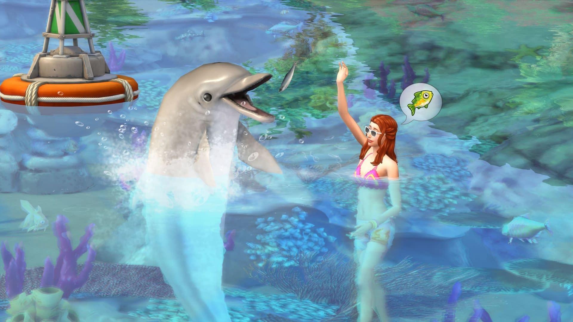 "'The Sims 4"" Expansion Presentation at EA Play: E3 2019"