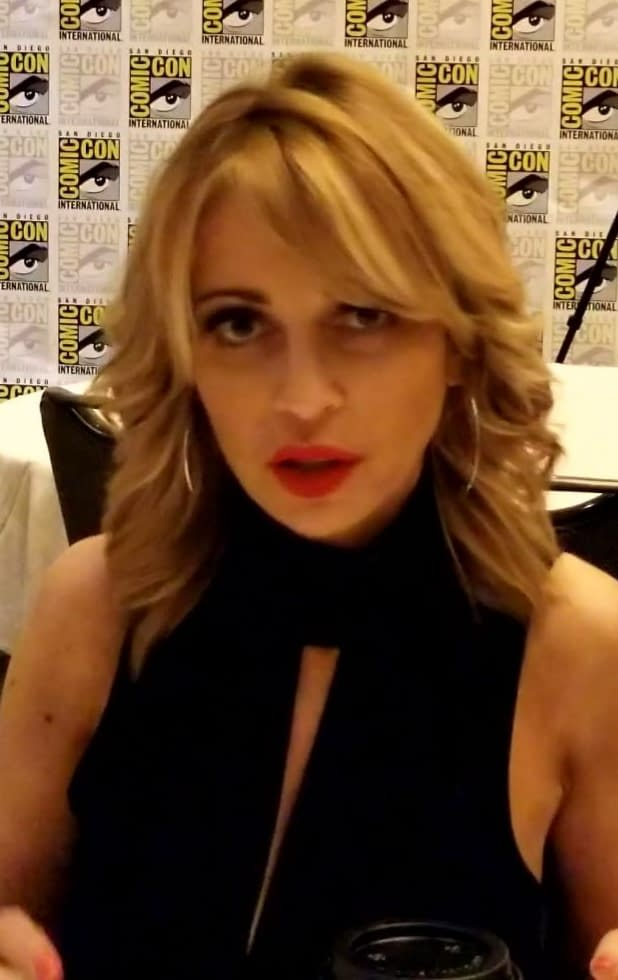 Tara Strong Talks Teen Titans Go! Vs. Teen Titans: Roundtable Video