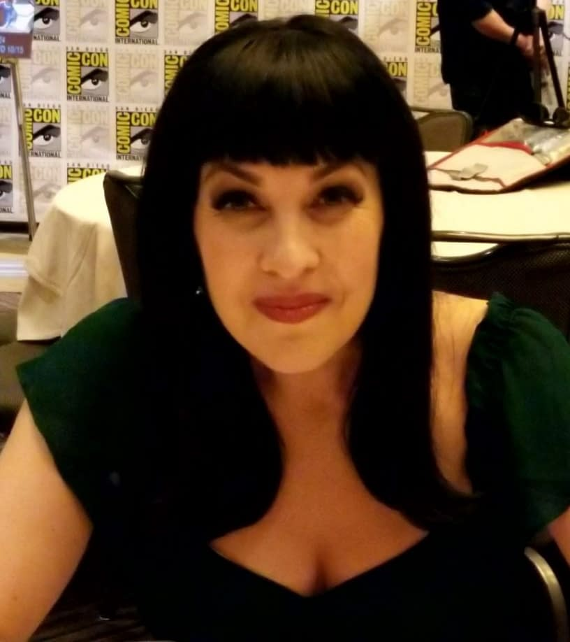 """Teen Titans GO! Vs. Teen Titans"": Grey Griffin Talks Mrs. Claus, Snow White & More [INTERVIEW]"