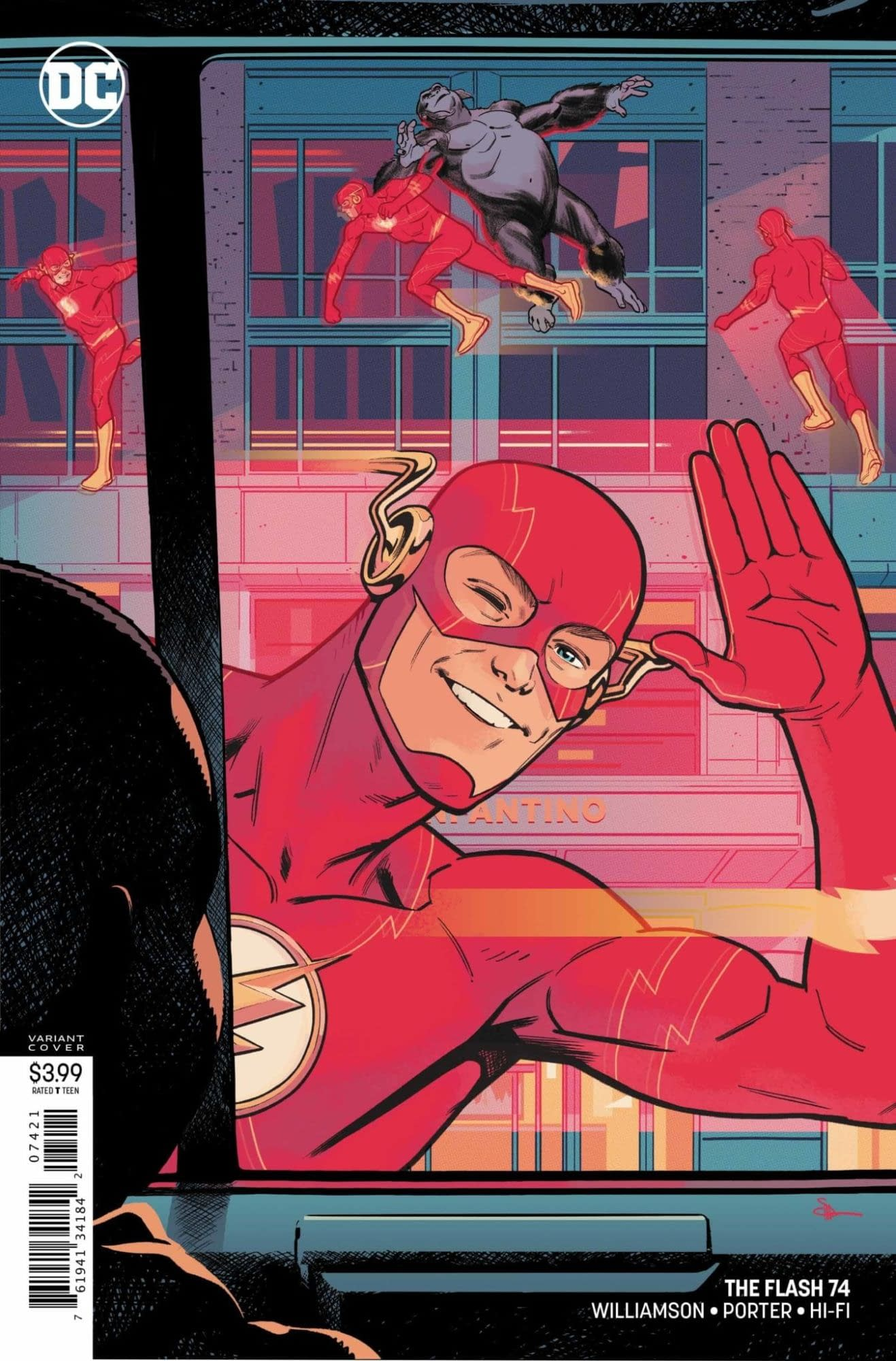 The Flash #74: Journalistic Integrity [Preview]