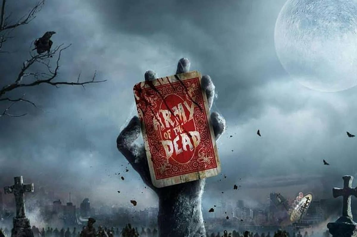 """Zack Snyder is Ramping Up Casting on """"Army of the Dead"""" for Netflix"""