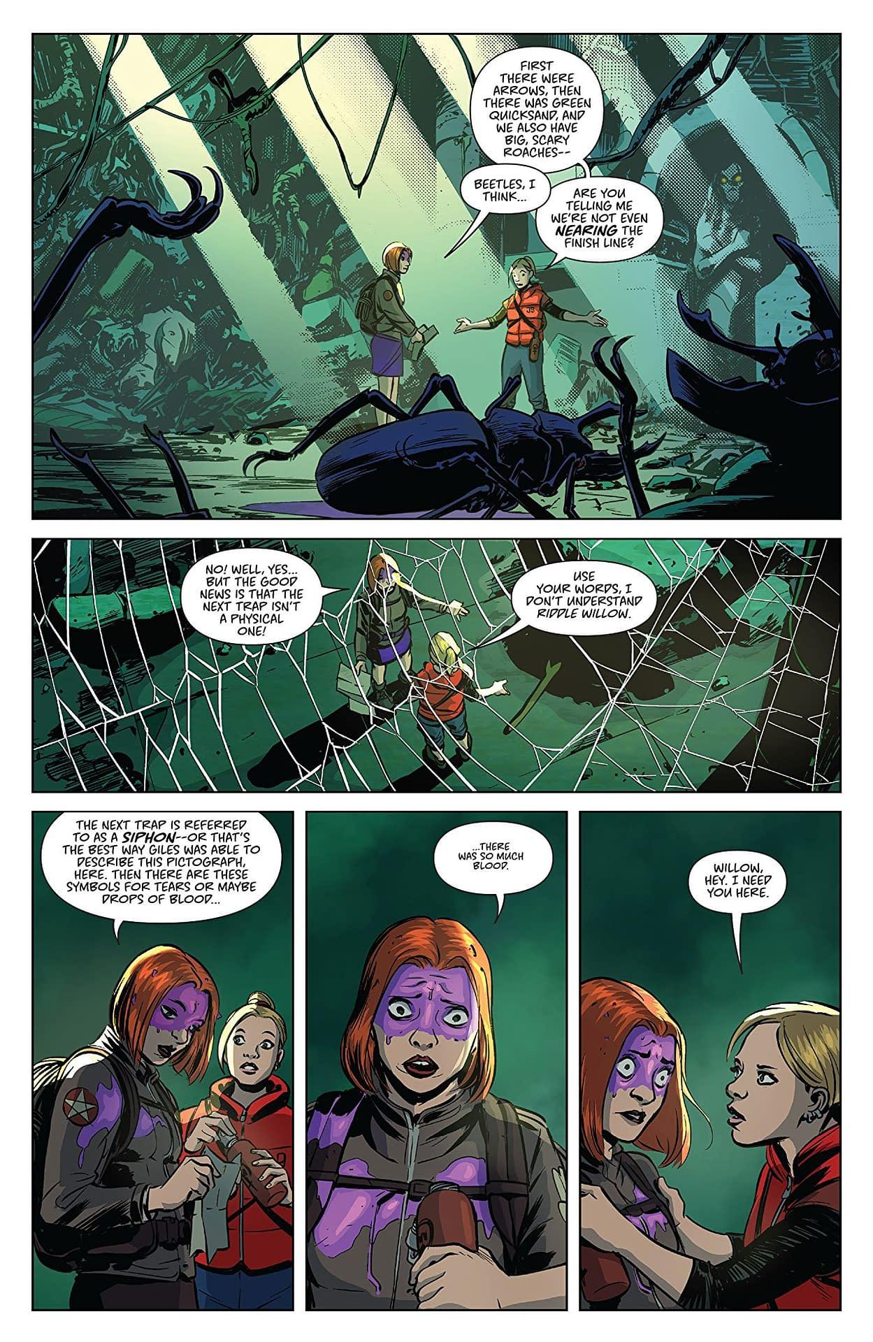 """Buffy The Vampire Slayer"" # 6, BOOM! Studios"