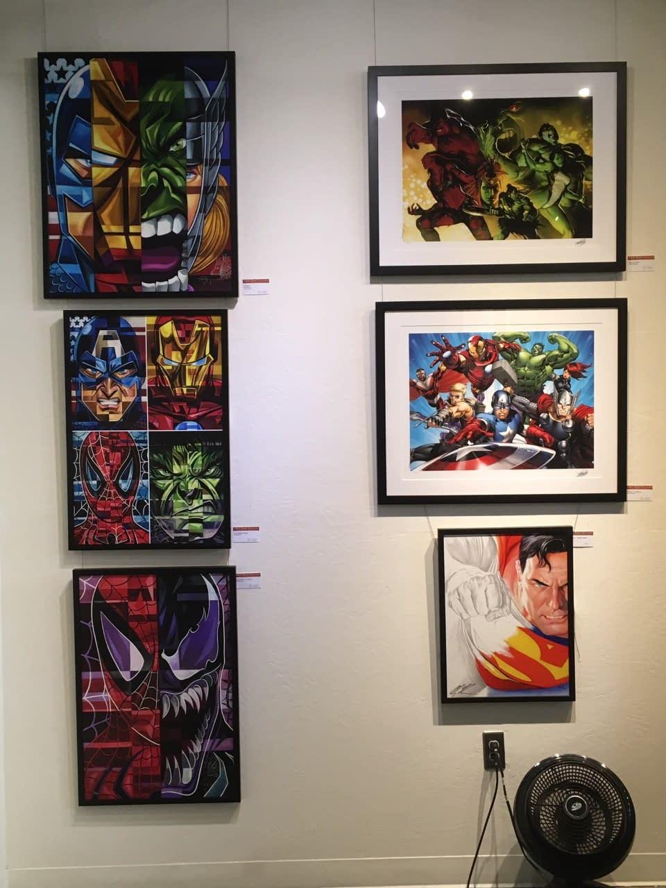 Bleeding Cool Checks Out The Chuck Jones Gallery at San Diego Comic-Con