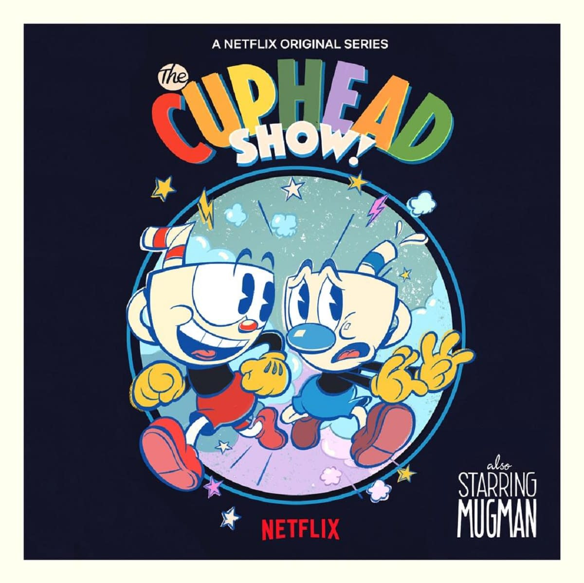 """The Cuphead Show!"": Cuphead & Friends Set for All-Ages Animated Netflix Series"