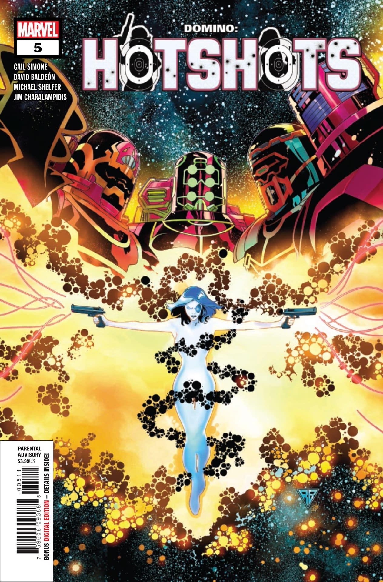 Domino Hotshots #5: The Final Showdown [Preview]